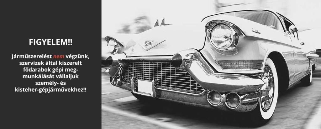 Hengerfej javítás, felújítás – Motor javítás